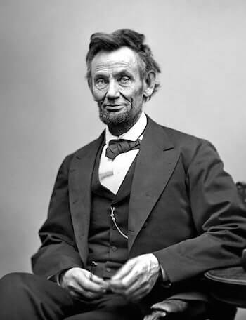 Abraham Lincolm quotes