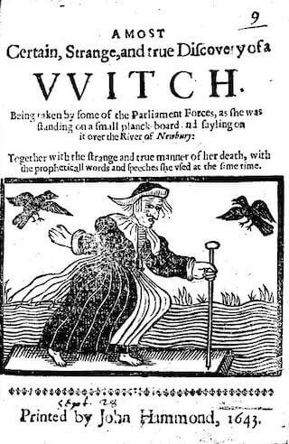 Colder than a witch's tit' - the meaning and origin of this