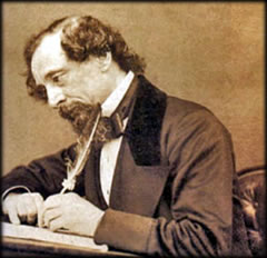 Charles Dickens - butterfingers