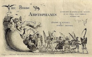 aristophanes the clouds analysis