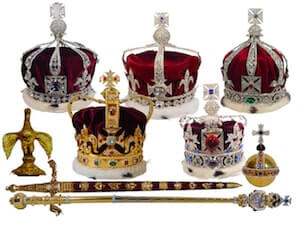 'Crown jewels' - the meaning and origin of this phrase