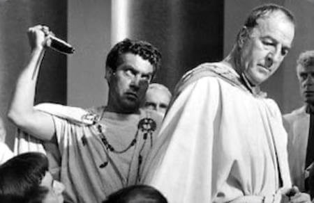 Et tu, Brute' - meaning and origin.