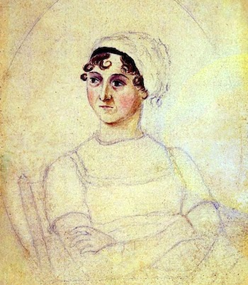 Jane Austen - Set one's cap at