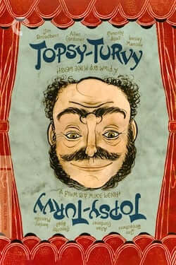 what is topsy turvy means