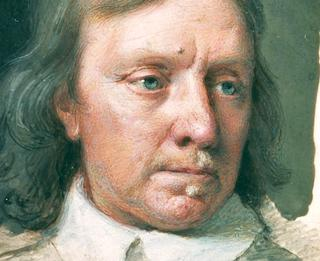 Oliver Cromwell- warts and all